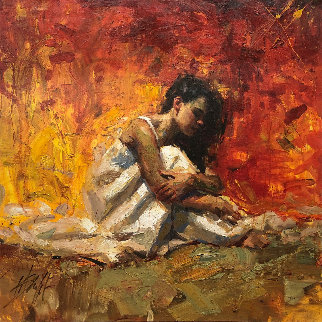 Daydream 2006 Embellished Limited Edition Print by Henry Asencio