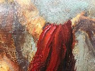 Unveiling  Embellished Limited Edition Print by Henry Asencio - 4