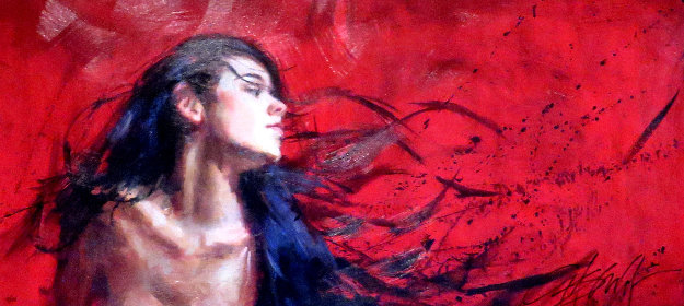 Whisper Limited Edition Print by Henry Asencio