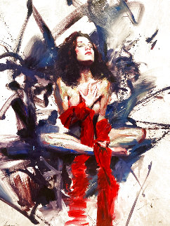 Recognition 2010 Huge Limited Edition Print - Henry Asencio