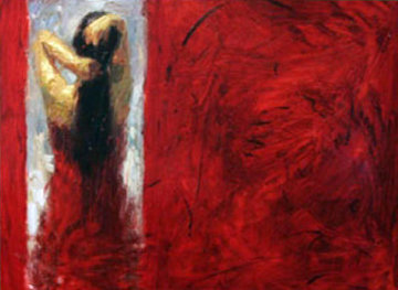 Open Door Embellished Limited Edition Print by Henry Asencio