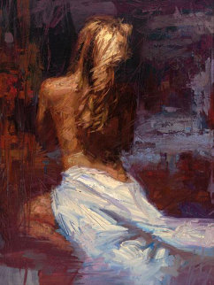 Dawn 2003 Embellished Limited Edition Print - Henry Asencio