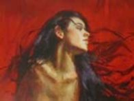 Whisper AP Limited Edition Print by Henry Asencio - 1