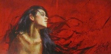 Whisper AP Limited Edition Print by Henry Asencio