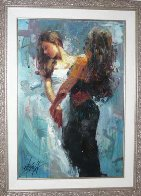 Celebration Embellished 2006 Limited Edition Print by Henry Asencio - 1