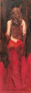 Passion Suite, Set of 2 2004 Embellished Limited Edition Print - Henry Asencio