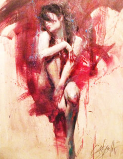 Eternity 2007 Embellished Limited Edition Print by Henry Asencio