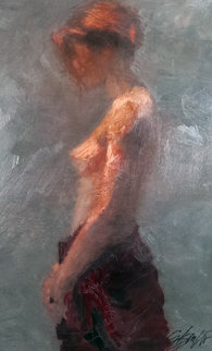 Afternoon Light 2002 Enbellished Limited Edition Print by Henry Asencio