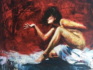 Mistral 2010 Limited Edition Print by Henry Asencio