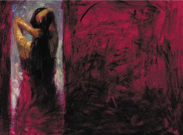 Red Door 2003 Limited Edition Print - Henry Asencio