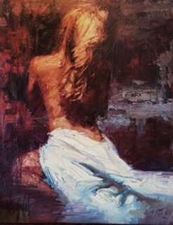 Dawn 2002 Embellished Limited Edition Print - Henry Asencio