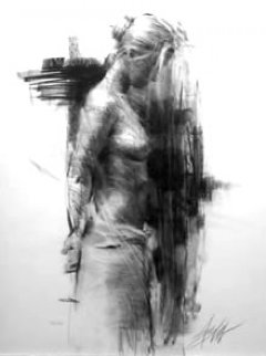 Morning Repose 2004 Limited Edition Print by Henry Asencio