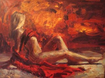 Illumination 2005 Limited Edition Print by Henry Asencio