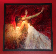 Sentiments Triptych-Conviction, Desire, Liberation Suite of 3 2005 Limited Edition Print by Henry Asencio - 3