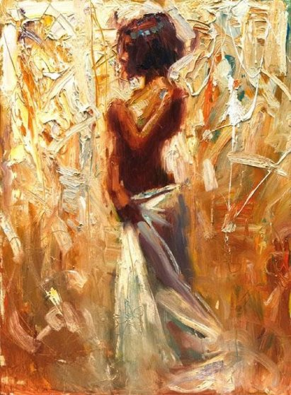 Diptych -Transition and Endeavor AP 2008 Limited Edition Print by Henry Asencio