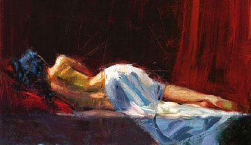Quiescence 2007 Limited Edition Print by Henry Asencio