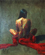 Spiritual Journey 2007 Limited Edition Print by Henry Asencio - 1