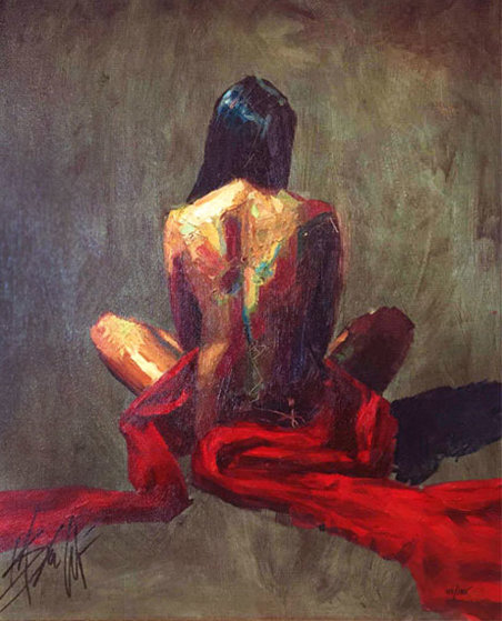 Spiritual Journey 2007 Limited Edition Print by Henry Asencio