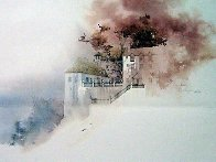 Traquar House Limited Edition Print by Michael Atkinson - 0