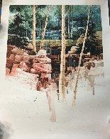 Aspen Glen 1998 Limited Edition Print by Michael Atkinson - 3