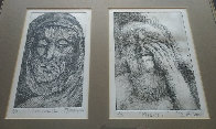 Tranquil And Misery, Set of 2 Prints   Limited Edition Print by Michael Atkinson - 3
