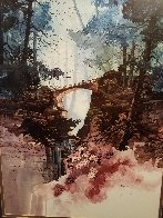 Wilderness Gate Limited Edition Print by Michael Atkinson - 2