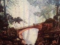 Wilderness Gate Limited Edition Print by Michael Atkinson - 3
