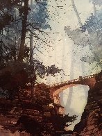 Wilderness Gate Limited Edition Print by Michael Atkinson - 4