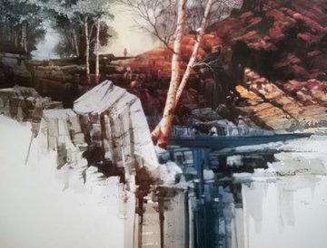 Aspen Winter 2000 Limited Edition Print - Michael Atkinson