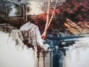 Aspen Winter 2000 Limited Edition Print by Michael Atkinson