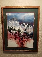 Amethyst Canyon 2000 Limited Edition Print by Michael Atkinson - 1