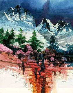 Amethyst Canyon 2000 Limited Edition Print - Michael Atkinson