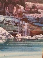 Evening Vista I 2000 Limited Edition Print by Michael Atkinson - 3
