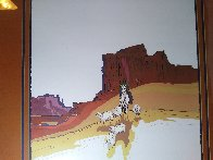 Painted Rock AP 1984 Limited Edition Print by Michael Atkinson - 1