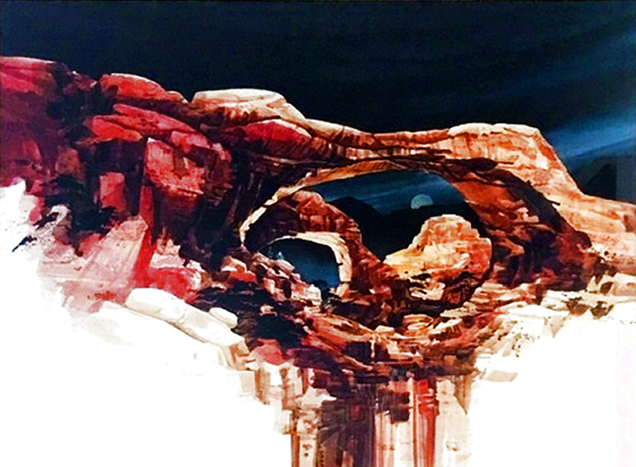 Inspiration Arches AP 1996 Limited Edition Print by Michael Atkinson