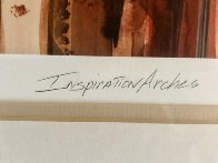 Inspiration Arches AP 1996 Limited Edition Print by Michael Atkinson - 2