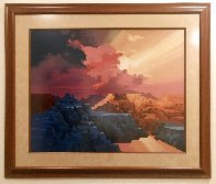 Thunder Valley AP 1990 Limited Edition Print by Michael Atkinson - 1