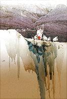 Pueblo Sentinel Limited Edition Print by Michael Atkinson - 3