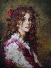 Julie 2007 32x25 Original Painting by Andrew Atroshenko - 0