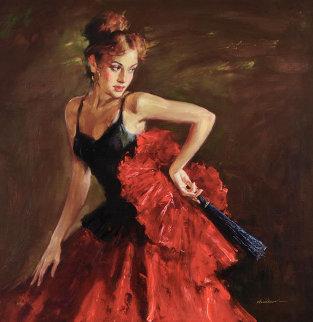Enchantress Embellished 2006 Limited Edition Print - Andrew Atroshenko