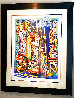 Downtown 1985 Limited Edition Print by Daniel Authouart - 1