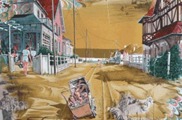 Omaha Beach Limited Edition Print by Daniel Authouart