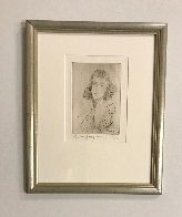 Rosalie 1939 Limited Edition Print by Milton Avery - 1