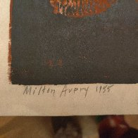 Flight 1955 Limited Edition Print by Milton Avery - 2