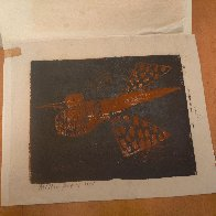 Flight 1955 Limited Edition Print by Milton Avery - 1
