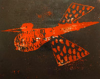 Flight 1955 Limited Edition Print by Milton Avery - 0