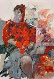 La Maitresse Limited Edition Print - Lea Avizedek