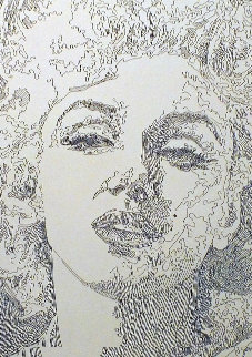 Norma Jean - Marilyn Monroe 2013 Limited Edition Print - Guillaume Azoulay