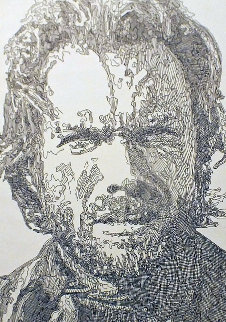Outlaw, Josey Wales 2013 Limited Edition Print - Guillaume Azoulay