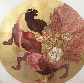 Zodiac: Sagittarius 1988 Limited Edition Print by Guillaume Azoulay